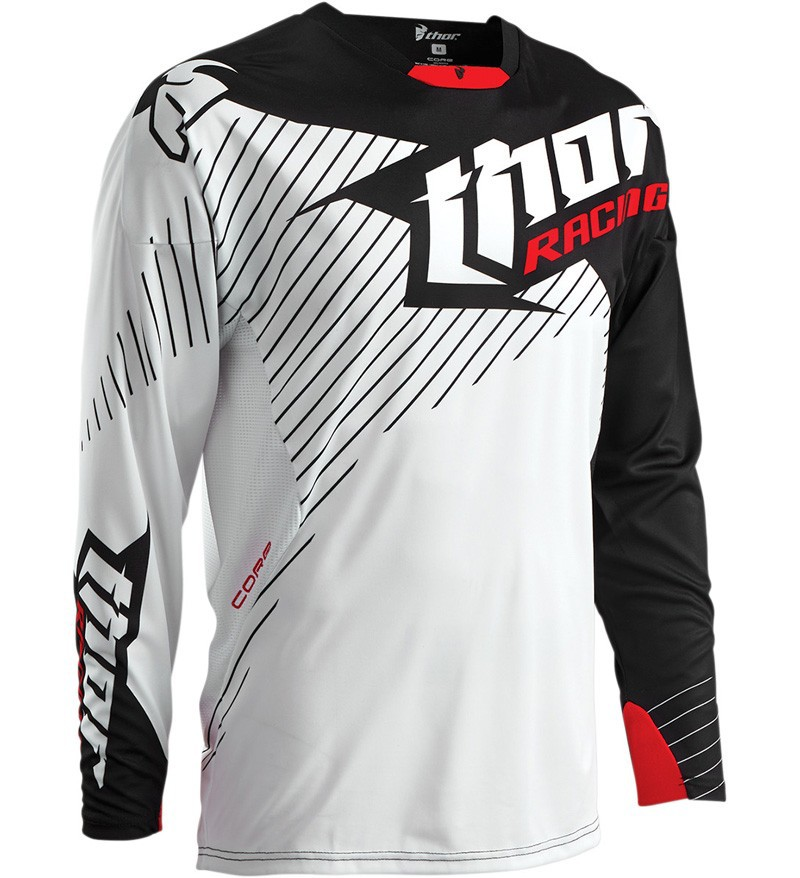 2019 White Black Mountain Downhill Jersey Man Cycling Jerseys Off-Road Motocross Jersey Long Sleeve Shirt Cycling Racing Clothes