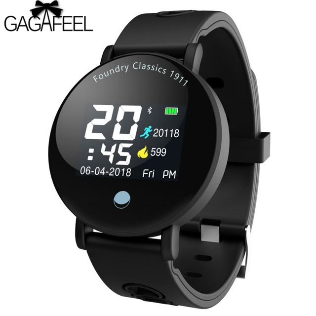 GAGAFEEL Y6 Plus Smartwatch Blood Pressure Heart Rate Tracker Mode Smart Watch M