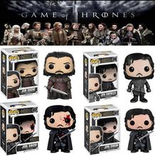 Funko Pop Anime Song Of Ice And Fire Game Thrones & Iron Throne 38# Collectible Model Boy Toys Movie Action Figure Toy