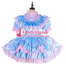 Uniform cosplay Sissy costume