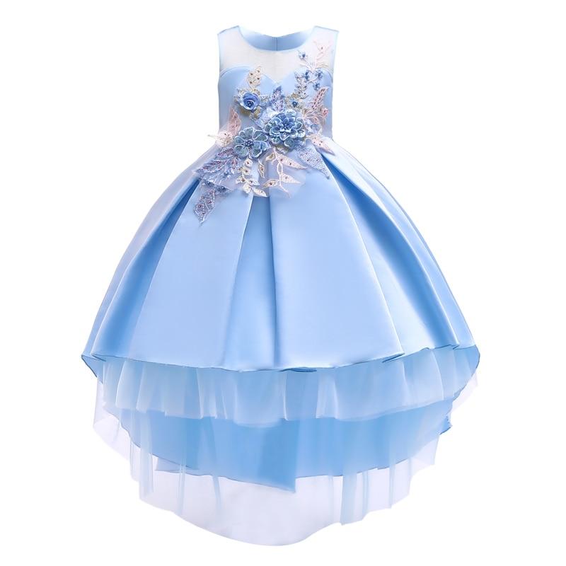 Nuevos vestidos de princesa Vestidos Vestidos de verano para niñas - Ropa de ninos