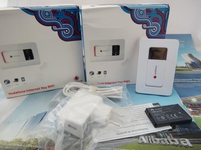 Huawei R201 3 g modem / router wi - fi hospot móvel Vodafone PKR205 R210