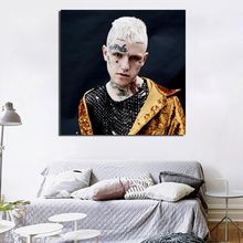 Lil Peep Photo Canvas Posters Prints Wall Art Oil Painting Decorative Picture Modern Home Decoration Accessories