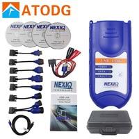 NEXIQ USB Link Truck diagnostic tool NEXIQ 125032 USB Link Heavy Duty Truck Scanner NEXIQ 125032 NEXIQ USB Link DHL Free