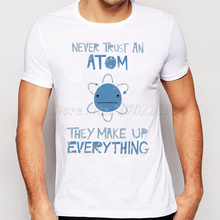 Never trust an atom T-Shirt – 4 designs