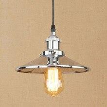 Simple Style American Country Loft Vintage Iron Pendent Light Lampshade Acrylic Lens Creative Design Cafe Restaurant Decor Lamp цена