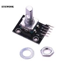 100 sztuk/partia moduł enkodera obrotowego cegła czujnik rozwoju KY 040
