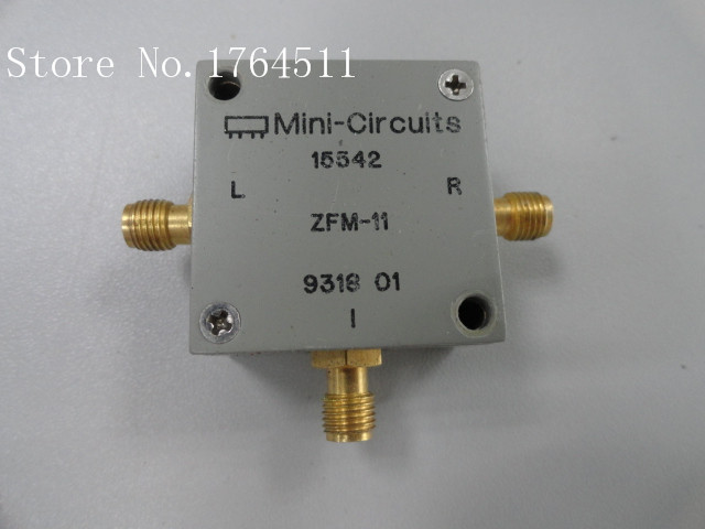 [BELLA] Mini-Circuits ZFM-11 1-1200MHZ RF Microwave Directional Coupler SMA