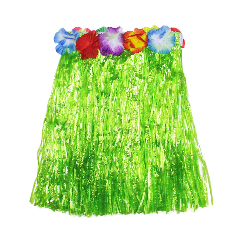 40cm Plastic Fibers girls Woman Hawaiian Hula Skirt Hula Grass costume Flower Skirt Hula dance dress Party Hawaii Beach Supplies-in Party DIY Decorations ...  sc 1 st  AliExpress.com & 40cm Plastic Fibers girls Woman Hawaiian Hula Skirt Hula Grass ...