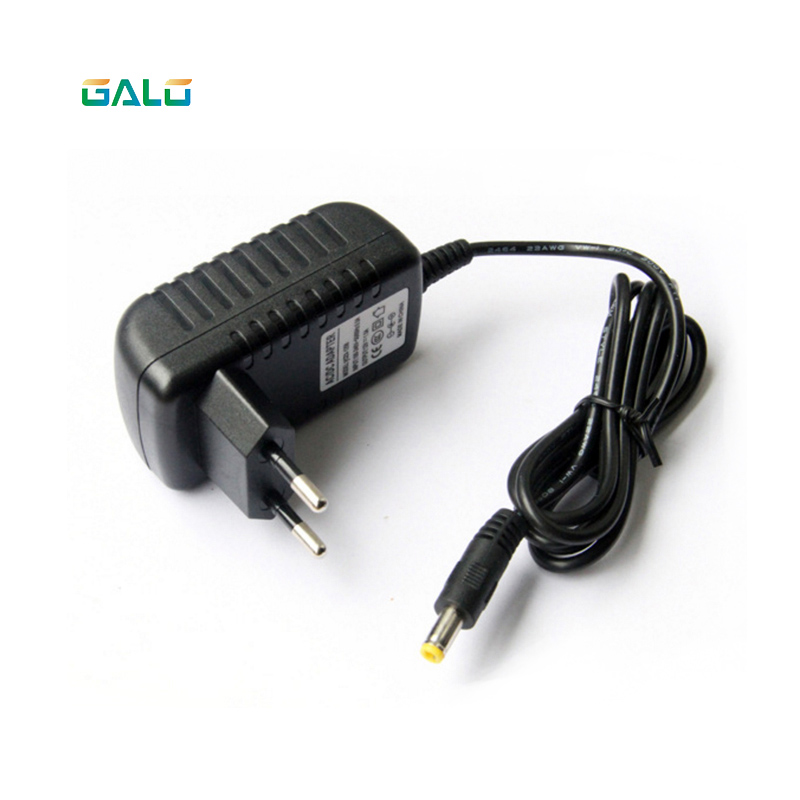 Galo EU/AU/UK/US Plug 12V DC 1.5A Power Supply Adapter For RTU5024 Gsm Gate Opener/RFID Door Lock 1 Pc Per Order