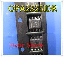 NEW  10PCS/LOT OPA2325IDR OPA2325 02325 O0235 SOP-8 IC