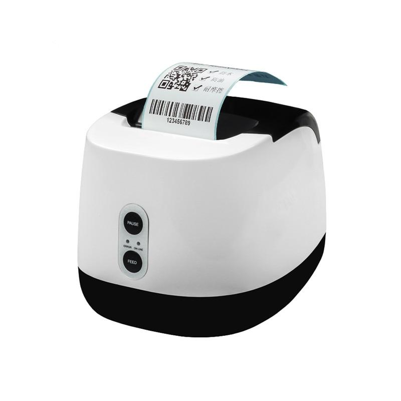 NEW P3 USB Bluetooth Thermal Printer Sticker Label Printer Retail Goods Price Qr Code Sticker Bar Code Cashier Receipt Printer