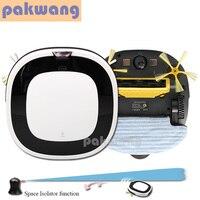 Multifunction Robotic Vacuum Cleaner Floor Cleaning Robot For Carpet Hardwood Tile Linoleum Floor 45dB X5 Steam