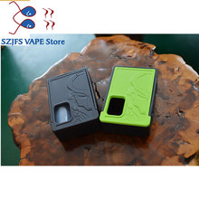 E-cigarette Vape Box Mod Power Predator 80w Squonk Mod By Dual Battery 18650 & 20700 Compatible With Atomzier 510 Pin vs Avid Ly цена в Москве и Питере