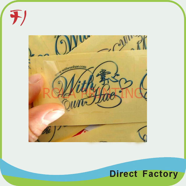 Customized Custom Printed Silvergold Foil Sticker Labels For - Custom gold foil stickers