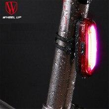WHEEL UP Chargeable Road Bike Waterproof Head Light Flashlight Front Lamp Safety Warning For Night Biking