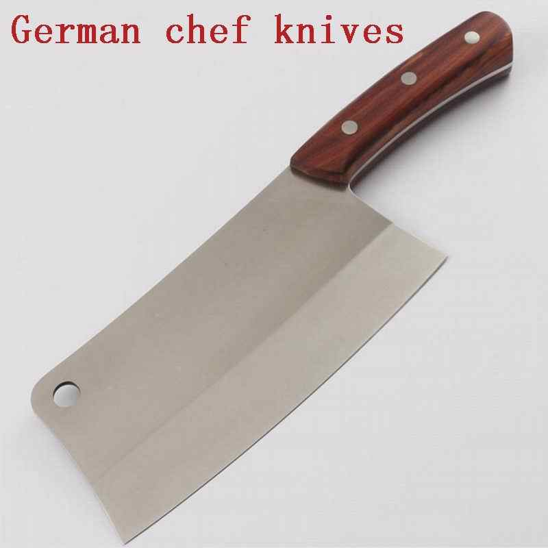 High Quality Kitchen Knives Stainless Steel Japanese Chef Knife Meat Cleaver Vegetable Knife cooking Tools cuchillos de cocina