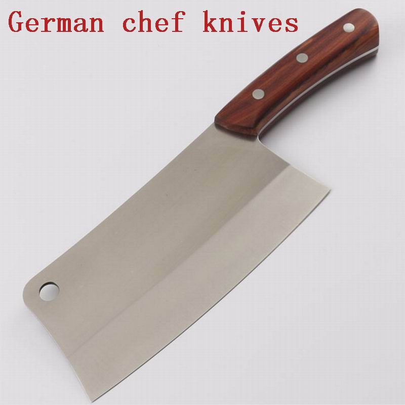 high quality kitchen knives stainless steel japanese chef knife meat cleaver vegetable knife. Black Bedroom Furniture Sets. Home Design Ideas