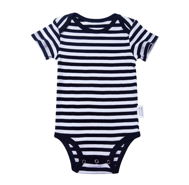 Black Baby Boy Clothes Cotton Newborn Baby Girls Boys Rompers Autumn Summer Baby Girl Clothes Clothing Boy 2017 Infant Jumpsuit cotton newborn infant baby boys girls clothes rompers long sleeve cotton jumpsuit clothing baby boy outfits