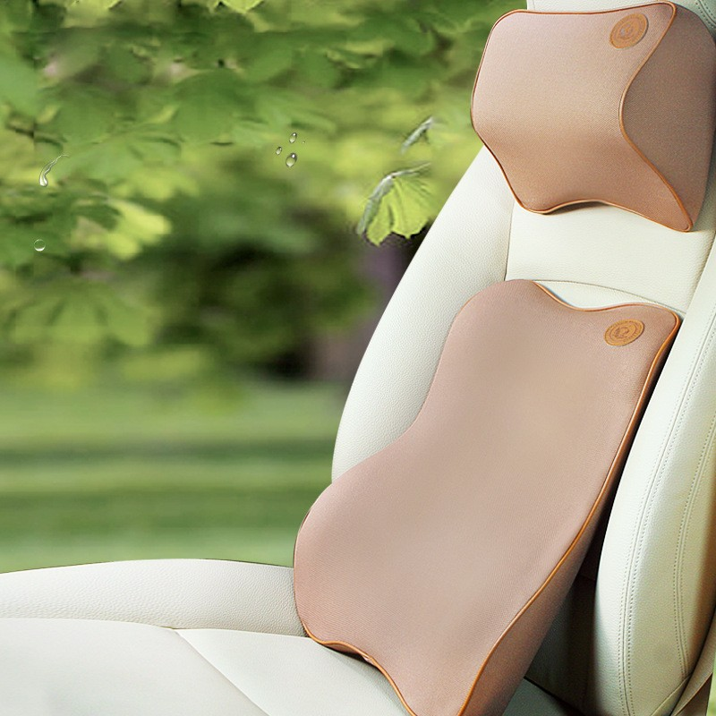 2016-top-quality-Car-pillow-sleeve-and-head-neck-pillow-support-back-support-pillow-leather-space (4)