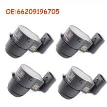 4 PCS 66209196705 9196705 PDC Parking Sensor Reverse Assist Backup For BMW X1 Z4 E81 E82 E87 E88 E90 E91 E92 E93 R55 R56 R57