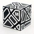 Hueco de 3m Etiqueta 3x3x3 Velocidad Cubo Cubo Mágico Puzzle Juego Fantasma Juguetes Educativos Para Los Niños Embroma