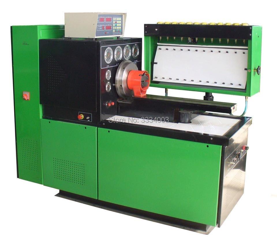 12PSB-D Digital Instrument Display Diesel Fuel Injection Pump Test Bench, Diesel Pump Test Stand