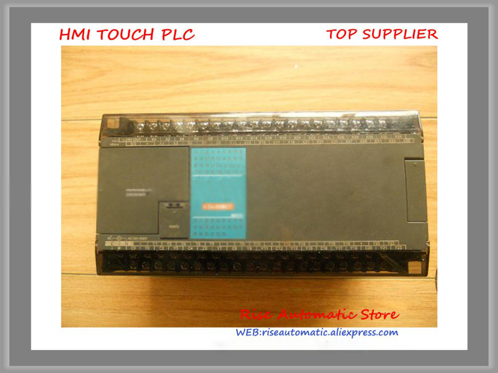 Brand New Original PLC Digital input 36 transistor output 24 System Main Unit 1 COM FBs-60MCT2-AC 24VDC in box om digital input unit nx id5342
