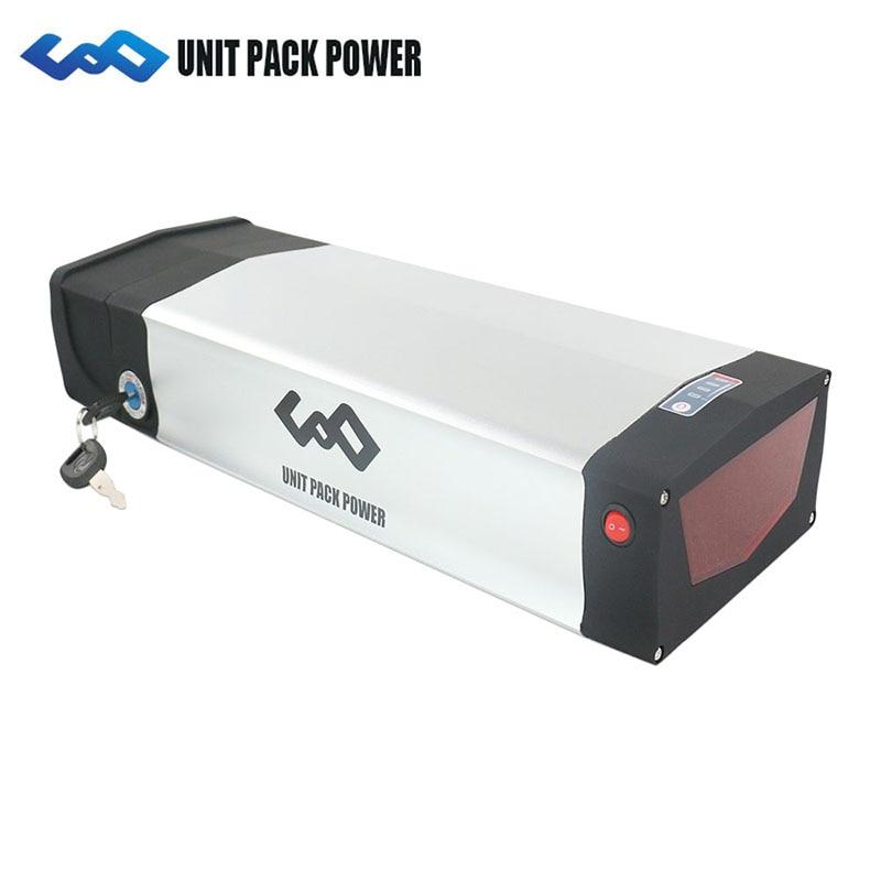 36V Rack Battery 36V 20Ah Electric Bike lithium ion battery pack fit for 36V 250W 300W