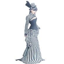 Винтажное платье в стиле южной Белль, 18 век, платья в викторианском стиле/платье Скарлетт US6-26 SC-1198