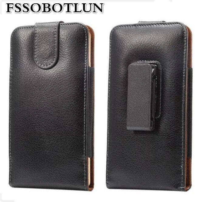Oukitel K10000/ K10000 Pro/ K10000 Max/ K4000 Plus/ U22/ U11 Plus Case Leather waist bag Wallet Pouch Belt Clip Cover Holster