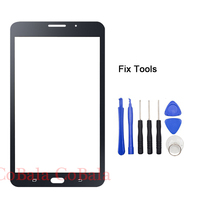 LOVAIN 1PCS Genuine Original For Samsung Galaxy J Max T285 Front Glass Lens Touch Screen LCD