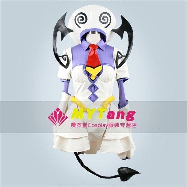 Горячая игры аниме любить-ru Лала satalin deviluke Косплэй костюм белый борьба полный набор Любой Размер Новый