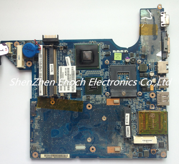 For HP compaq DV4 laptop motherboard with graphics JAL50 LA-4102P DDR2 stock No.999