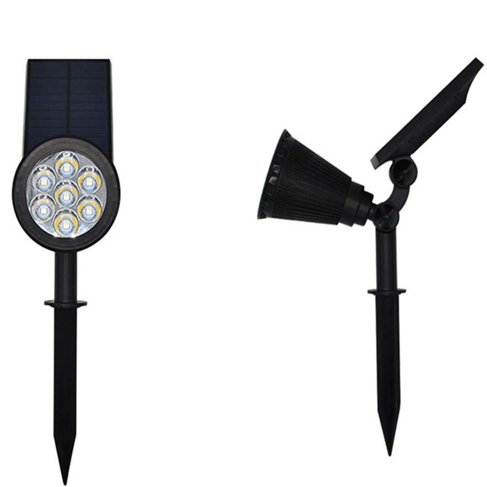 Nueva llegada Led luz solar al aire libre 4 LEDs Proyector de - Iluminación exterior - foto 2