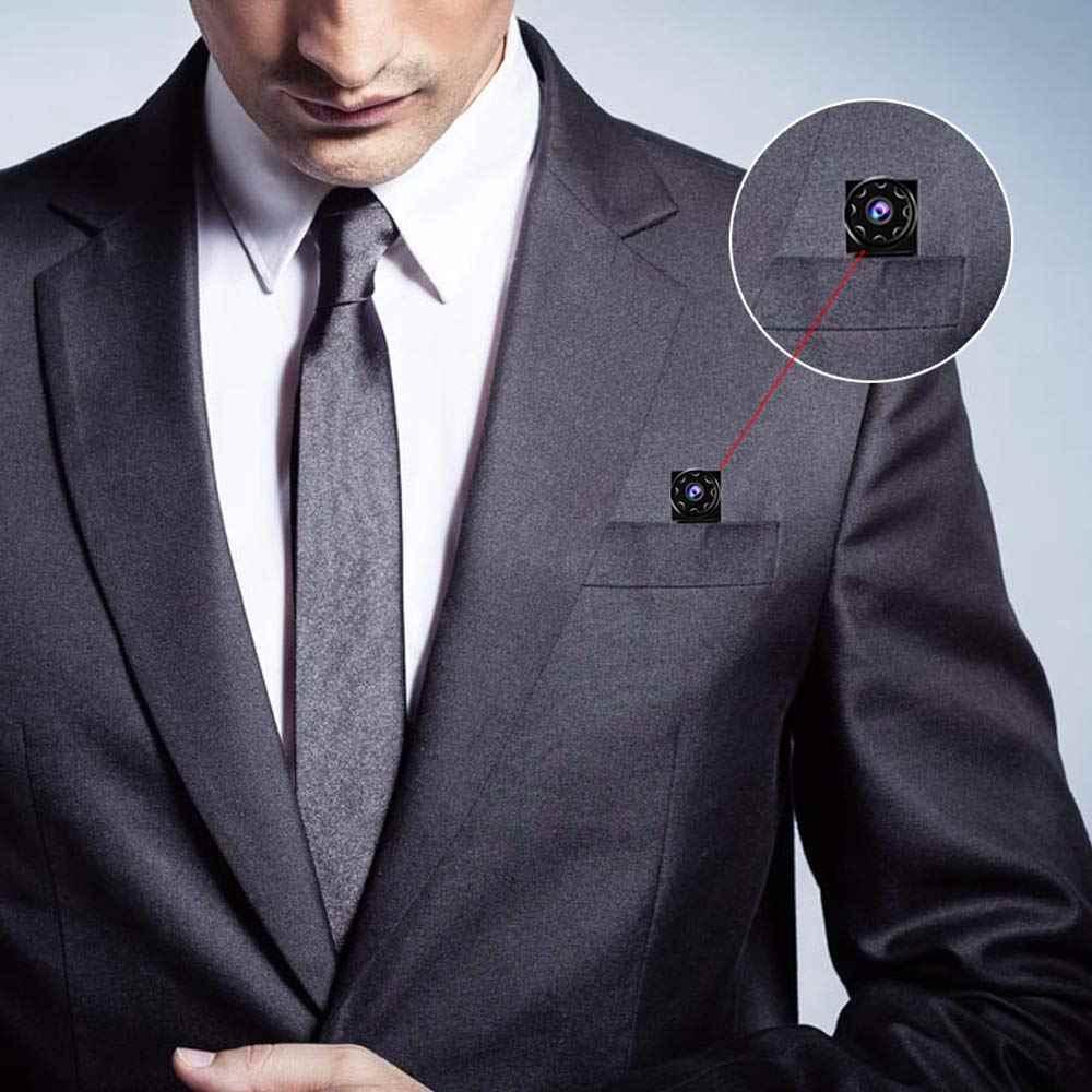 Мини Камера Wi-Fi небольшой Портативный Камера Беспроводной няня Камера Крытый видео Регистраторы HD 1080 P дома мониторинга Securit