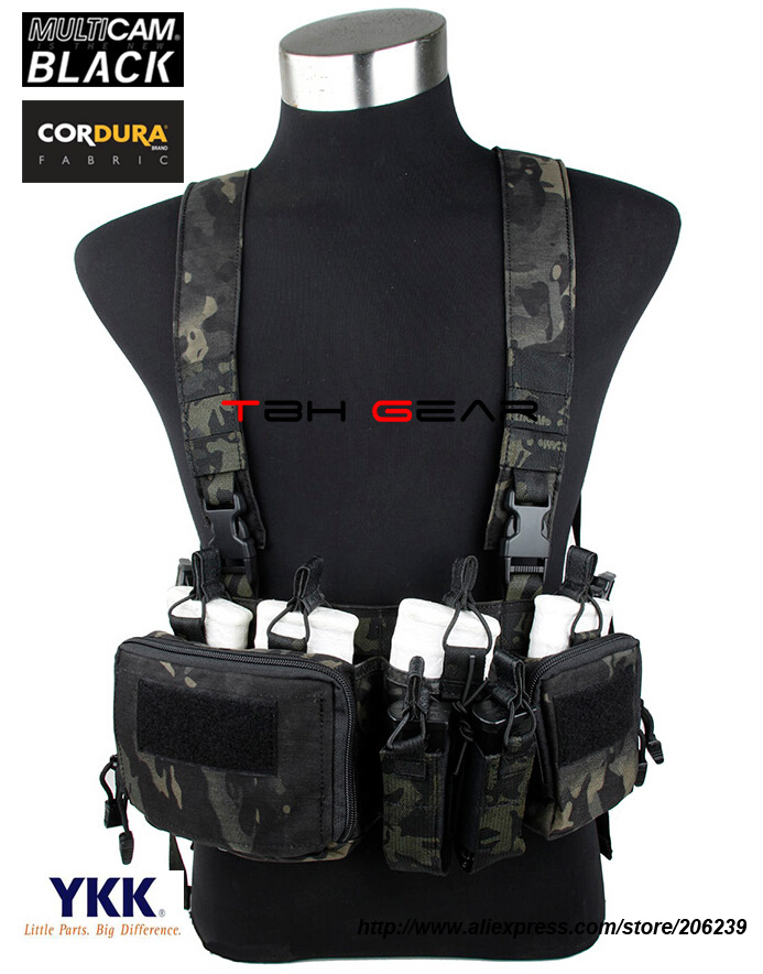 762 Chest Rig Multicam Black Airsoft Military Tactical Strategic Chest Rig+Free shipping(SKU12050821) 762 032 оправа