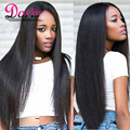 Ali Pearl Hair Products Peruvian Virgin Hair Straight 10A Grade Virgin Unprocessed Human Hair 4 Bundles Peruvian Straight Hair