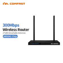 COMFAST CF-WR605N 350 Mbps 2.4G wifi wireless router antenas booster de señal 802.11b/g/n wi-fi router amplificador