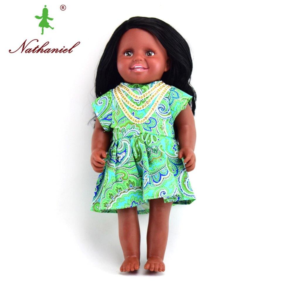 jucărie de grăsime păpușă reale rochie de moda păpușă negru - Păpuși și jucării umplute