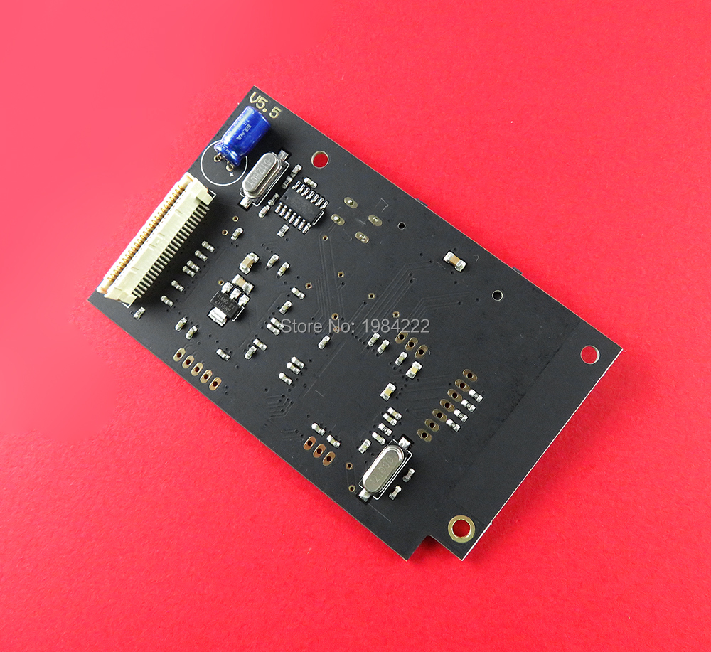 New Optical Drive Simulation Board Card Simulator Board for SEGA Dreamcast DC for GDEMU CD-ROM VA1 Game Gaming Accessories image