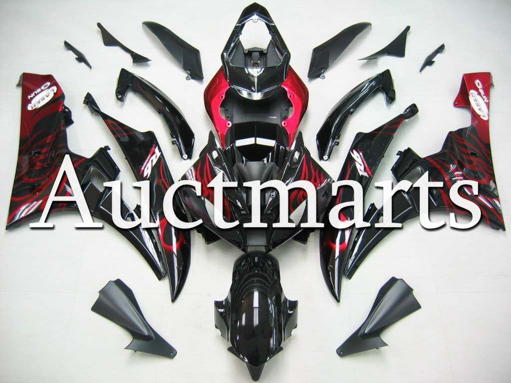 For Yamaha YZF 600 R6 2006 2007 YZF600R Inject ABS Plastic Motorcycle Fairing Kit Bodywork YZFR6 06 07 YZF600R6 YZF 600R CB11