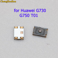 ChengHaoRan 20-50pcs New Tact Switch for Huawei G730 G750 T01 for Huawei Glory 3X P2 Micro Switch Power button key все цены
