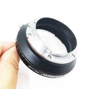Image 4 - Адаптер Newyi Pk Lm для объектива Pentax Pk K L eica M L/M M9 M8 M7 M6 & Techart Lm Ea 7, кольцо для объектива камеры, аксессуары