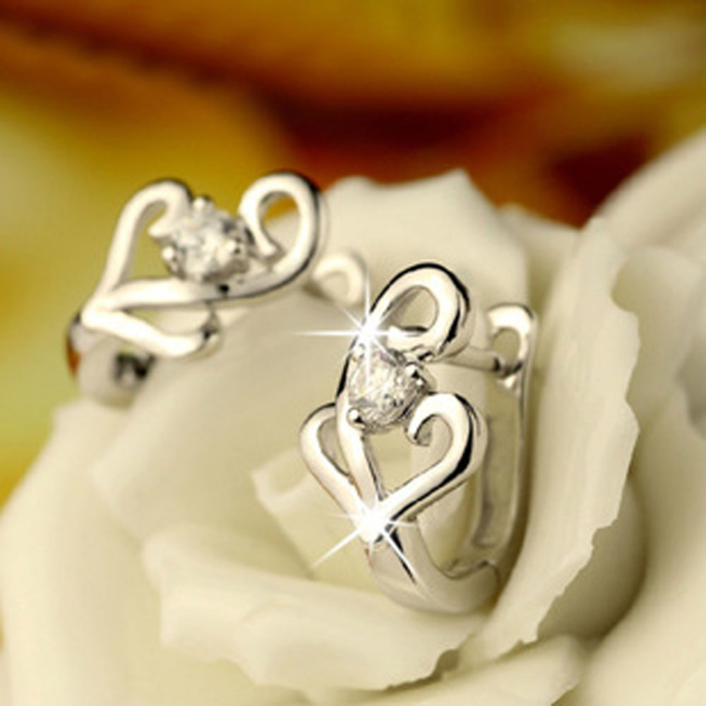 Aliexpress Fashion 925 Lovely Music Note Stud Earrings Penntes Ear Charm Earring Women Jewelry 0753 Sv From Reliable Dictionary