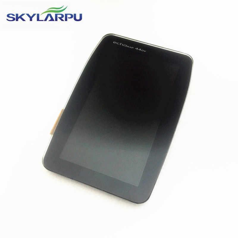 skylarpu 011-03463-32 Sonar Fish Finder LCD screen for GARMIN echomap 44DV  LCD display screen panel Repair replacement