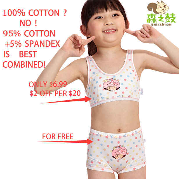 Child Training Bra