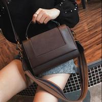 New Fashion Autumn Winter Bag Nubuck Leather Female Newest Handbag Small Messenger Shoulder Bag