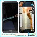 Для HTC Desire 816 ЖК-экран с сенсорным экраном дигитайзер с сборки рамы полным набором, Черный или белый