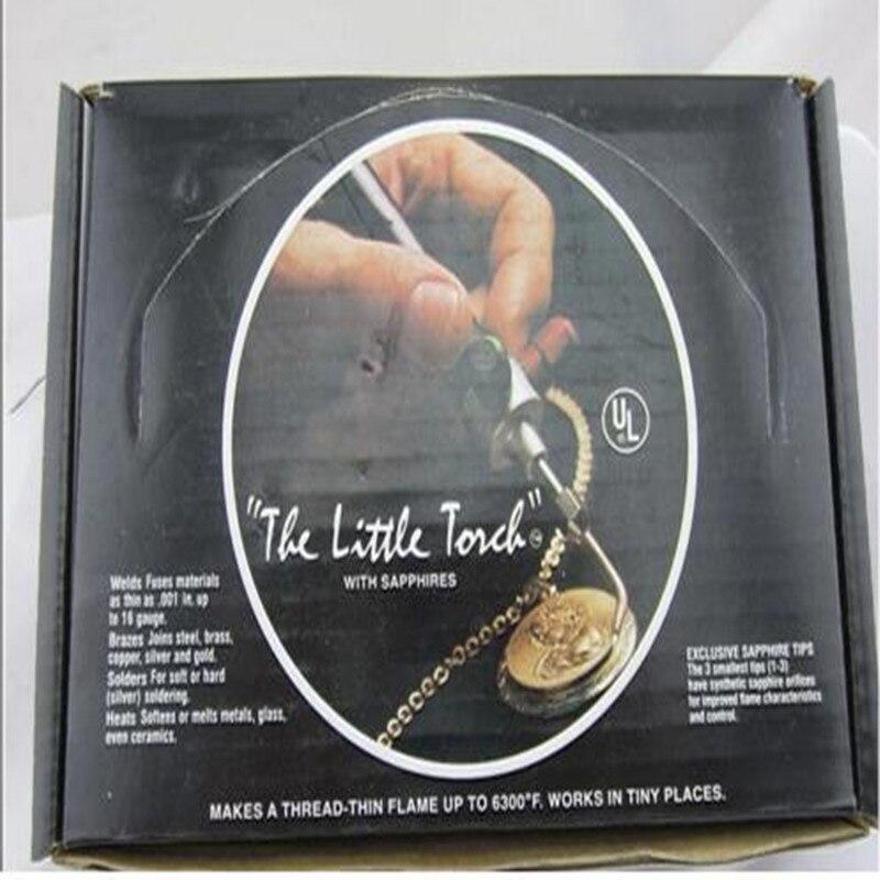 Livraison gratuite bijoux argent métal or soudage fondant petite torche Solding & soudage outils, orfèvre 5 conseils torche chauffante - 6